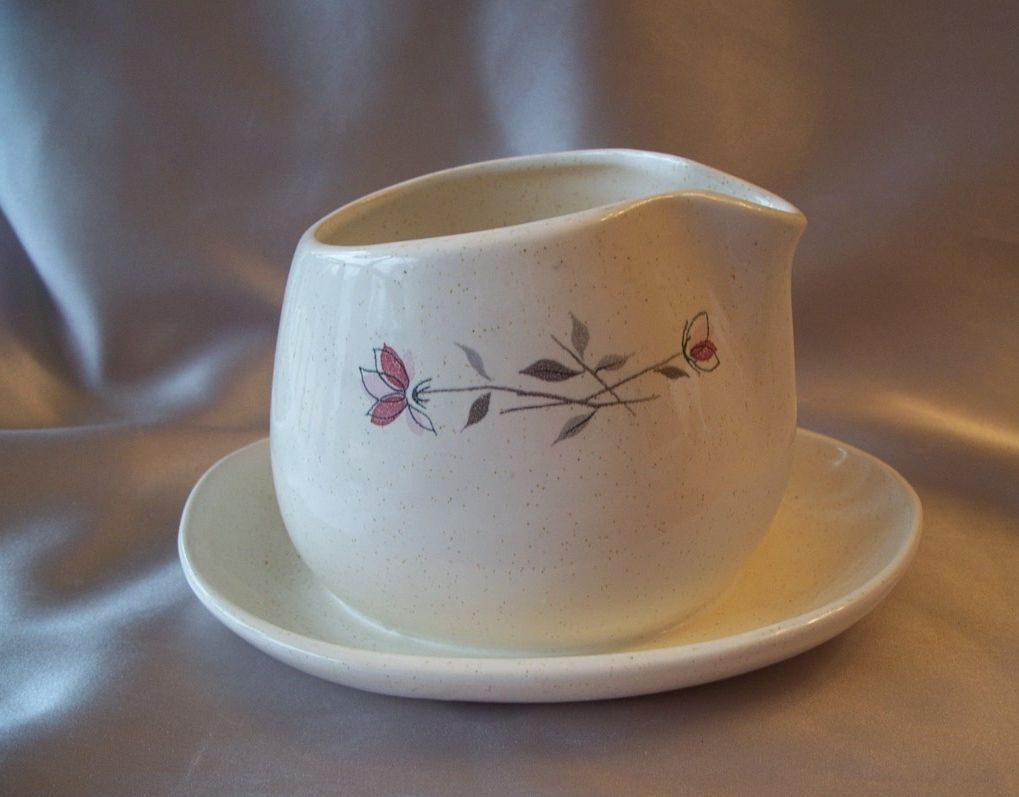 Franciscan China Duet Gravy Boat