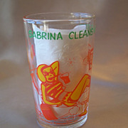 Archie Comics Publications Sabrina Character Glass