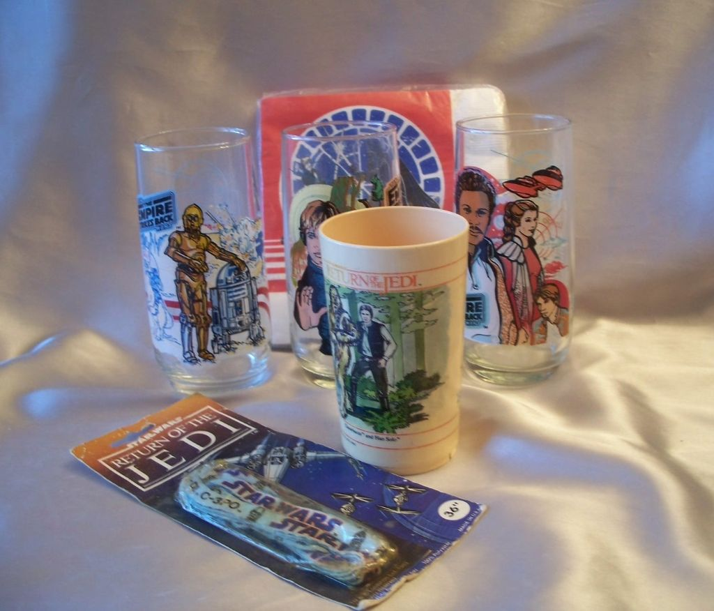 Collection of Star Wars Item
