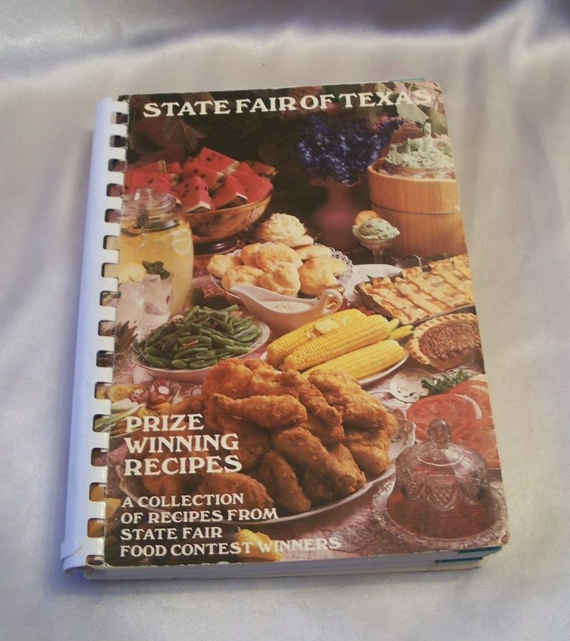 State Fair Of Texas Cookbook 1985