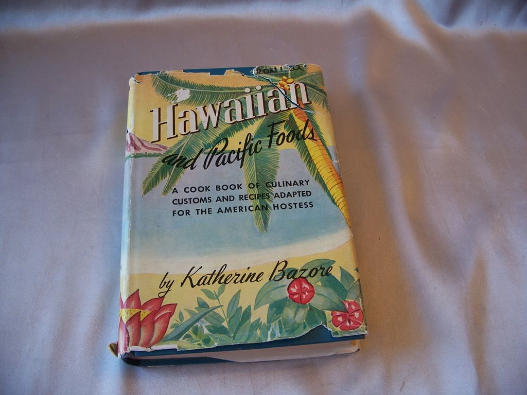 Hawaiian and Pacific Foods Cookbook 1960