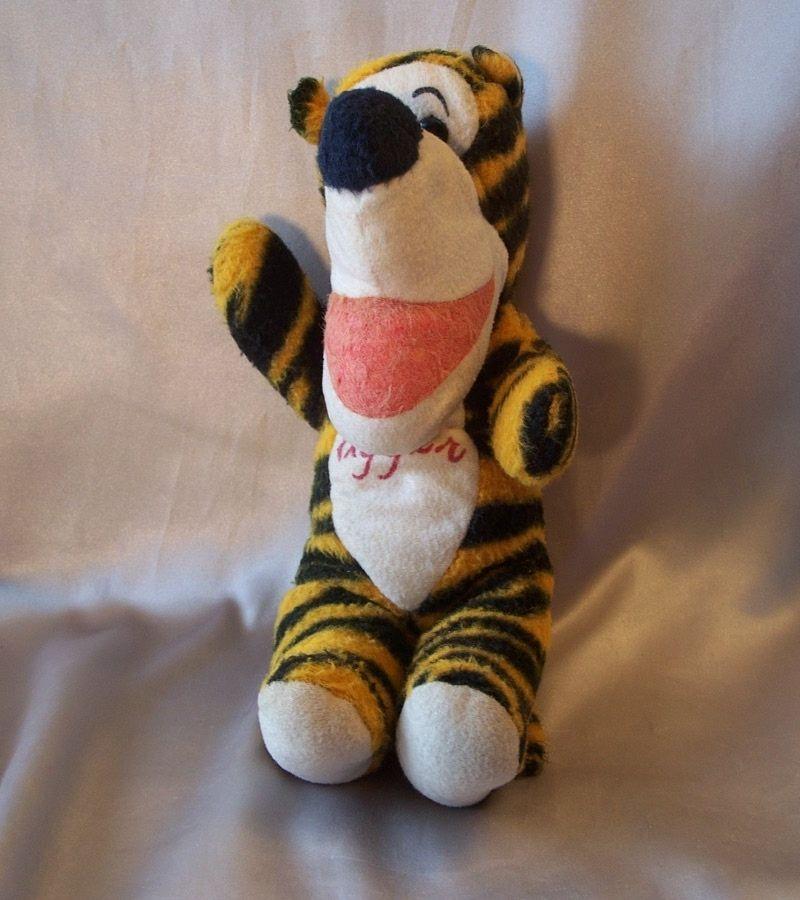 Sears Stuffed Winnie The Pooh Tigger Doll