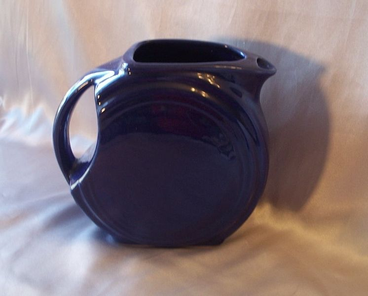 Cobalt Blue Juice Pitcher