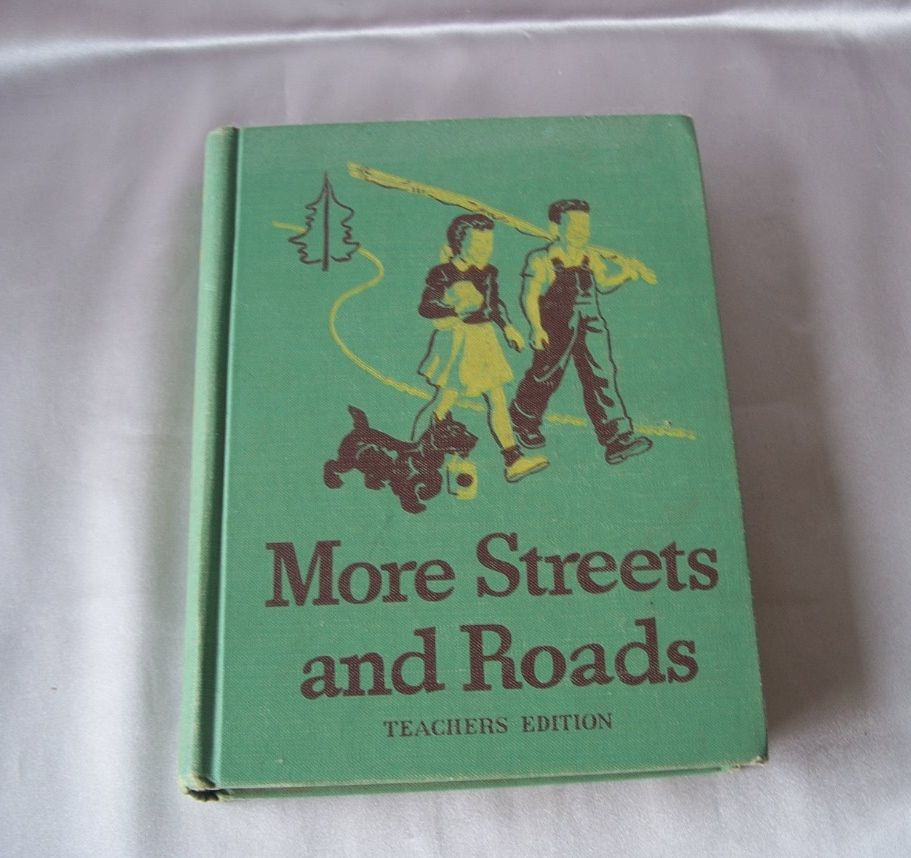 More Streets and Roads Teachers Edition School Reader