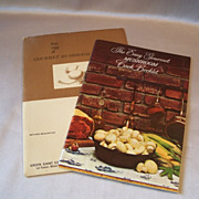 Green Giant The Easy Gourmet Mushroom Cook Booklet