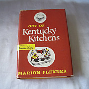 Out Of  Kentucky Kitchens By Marion Flexner