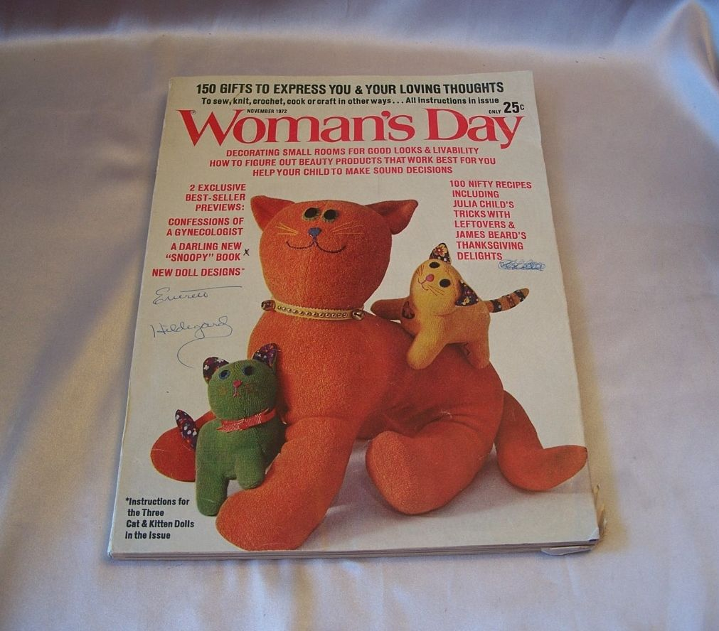 Woman's Day November 1972