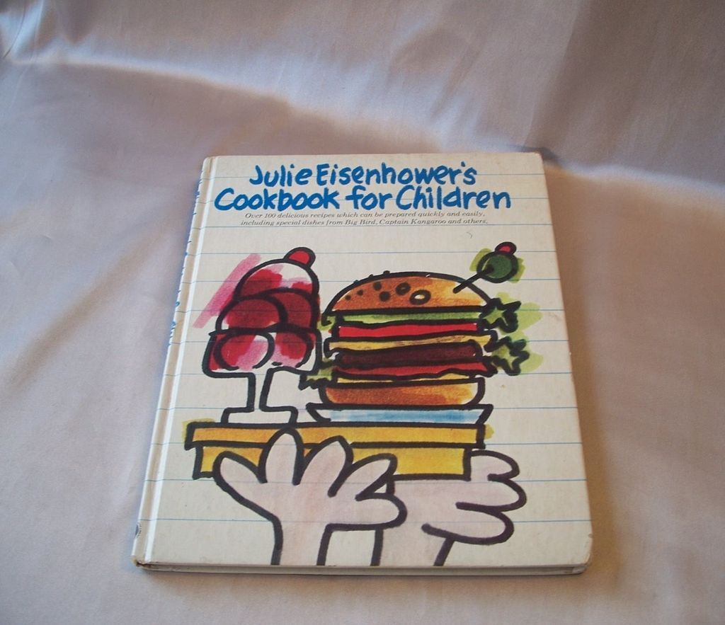 Julie Eisenhower's Cookbook For Children