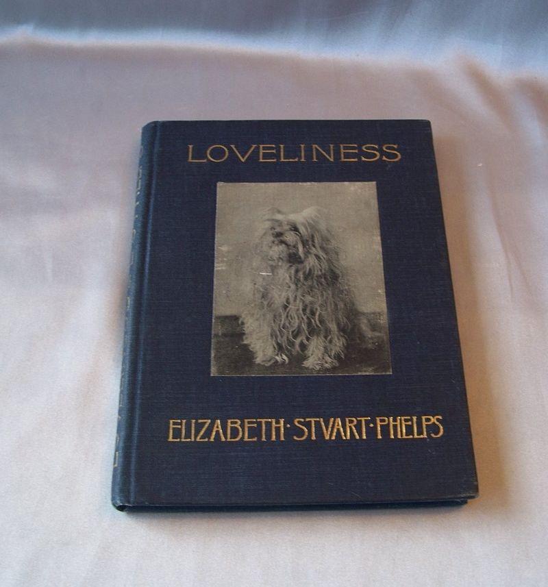 Loveliness A Story By ElizaBeth Stuart Phelps