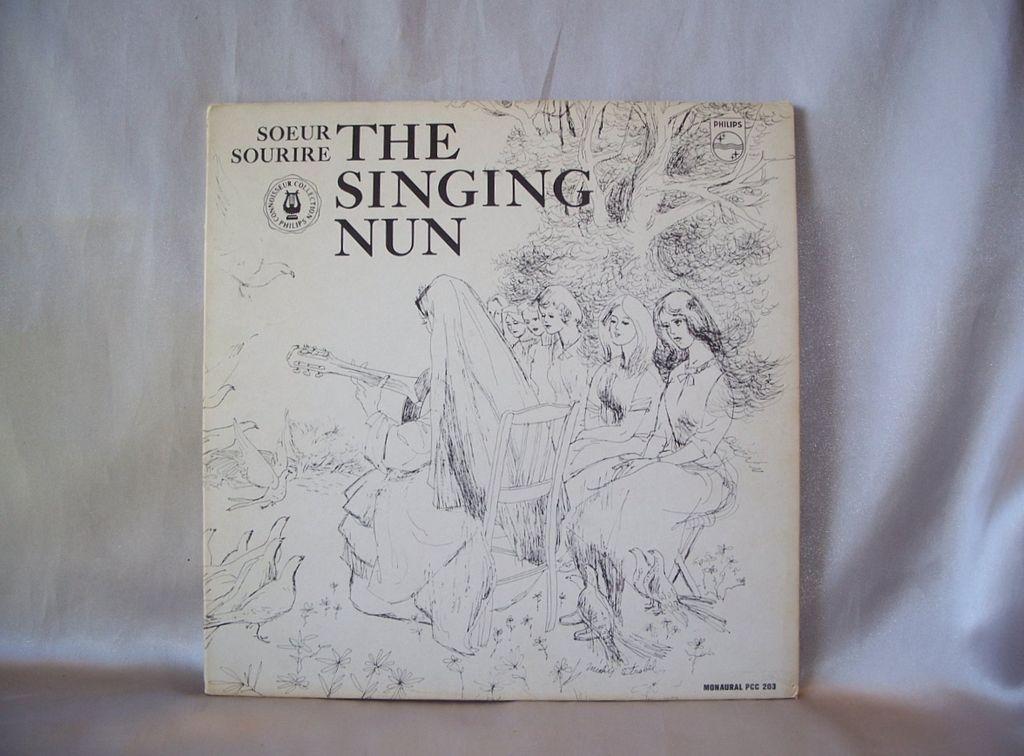 Soeur Sourire The Singing Nun Record Album