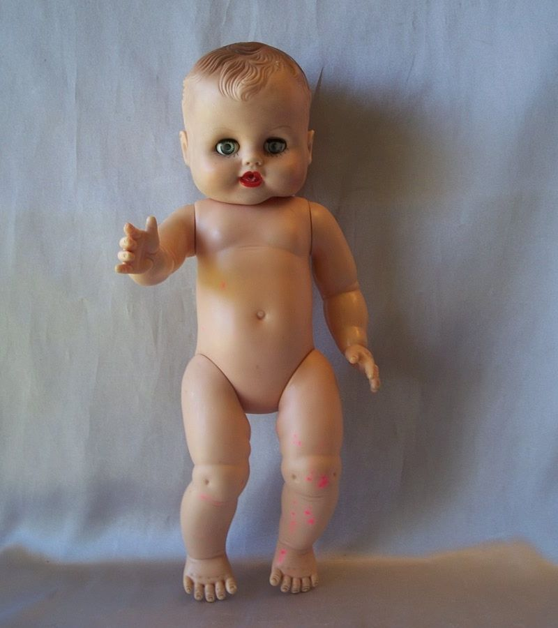 Vintage  Baby Doll  Need TLC