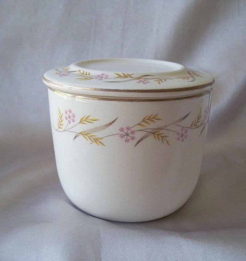 Ballerina Harvest Ceramic Refrigerator  Jar