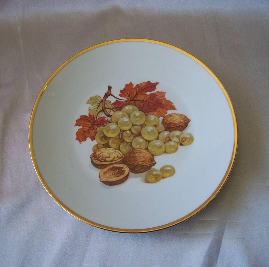 Jahre Bareuther Waldsassen Bavarian Plate