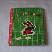 Peter Rabbit A Lolly Pop Book