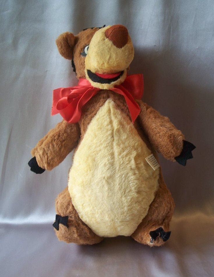 Gund Walt Disney Jungle Book Plush Baloo Toy