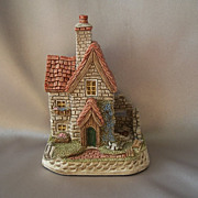 Enesco David Winter Mr Delver's Cottage