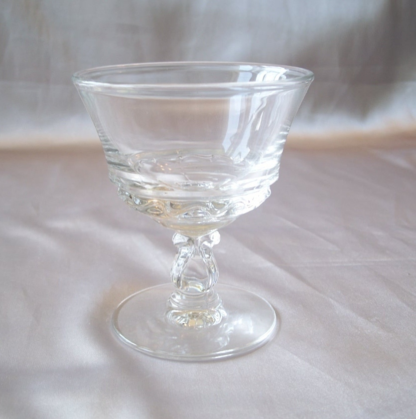Fostoria Glass Crystal Century Sherbet