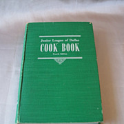 Junior League of Dallas Cook Book 1948
