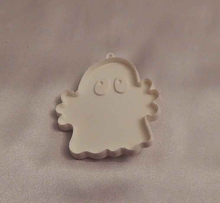 Hallmark Cards Halloween White Ghost Cookie Cutter 1976