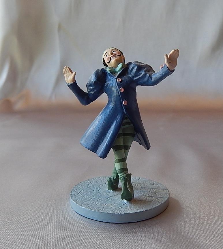 Franklin Mint Wizard Of Oz The Munchkin Man