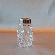 Fostoria American Crystal Salt Shaker