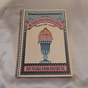 Howard Johnson's Presents Ice Cream Soada Fountain  Recipes