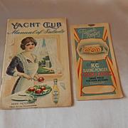 Yacht Club Manual of Salads 1914
