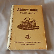 Arrow Rock Cook Book  1965