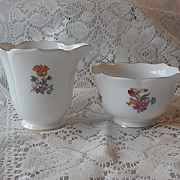 Shelton Creamer and Sugar Japan