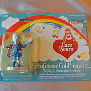 Professor Cold Heart Care Bears Miniature Figural
