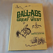 Ballads of the Great West