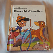 Walt Disney's Pinocchio Favorites