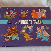 Favorite Nursery Tales  1970  Edition