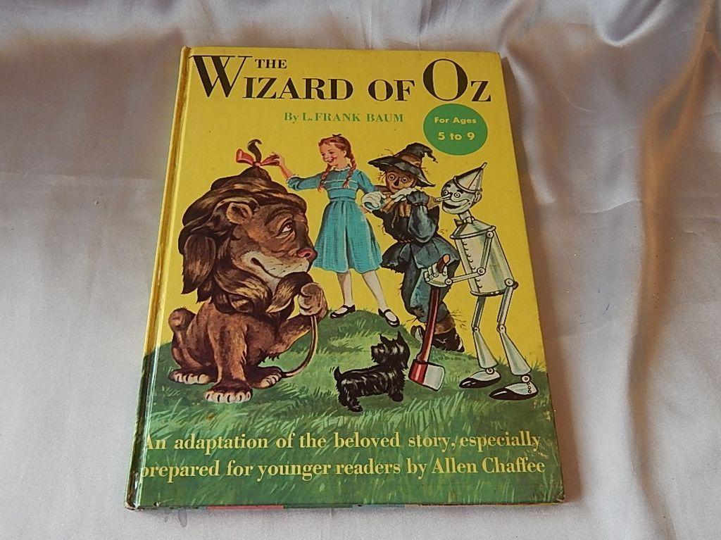 The Wizard of Oz  Children Book