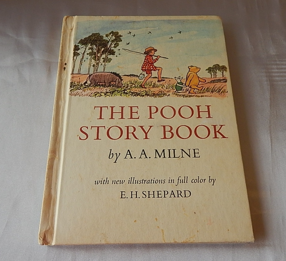 The Pooh Story Book By a. A. Milne