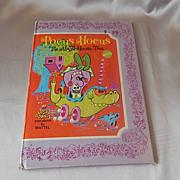 Mattel Upsy Downsy Pocus Hocus  Book
