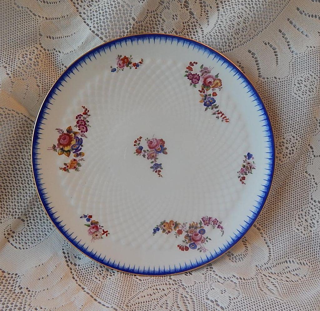 Minton Caldwell Porcelain Plate