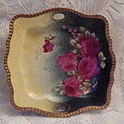 Royal Austria Rose Dubarry  Dish