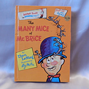 Dr. Seuss The Many Mice of Mr. Brice
