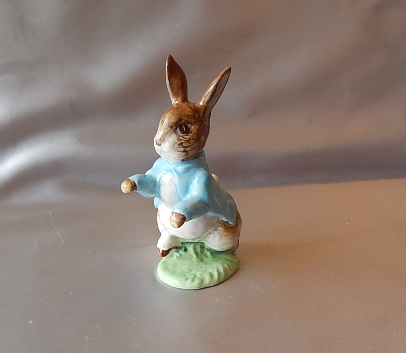 Beswick Beatrix Potter Peter Rabbit Figurine