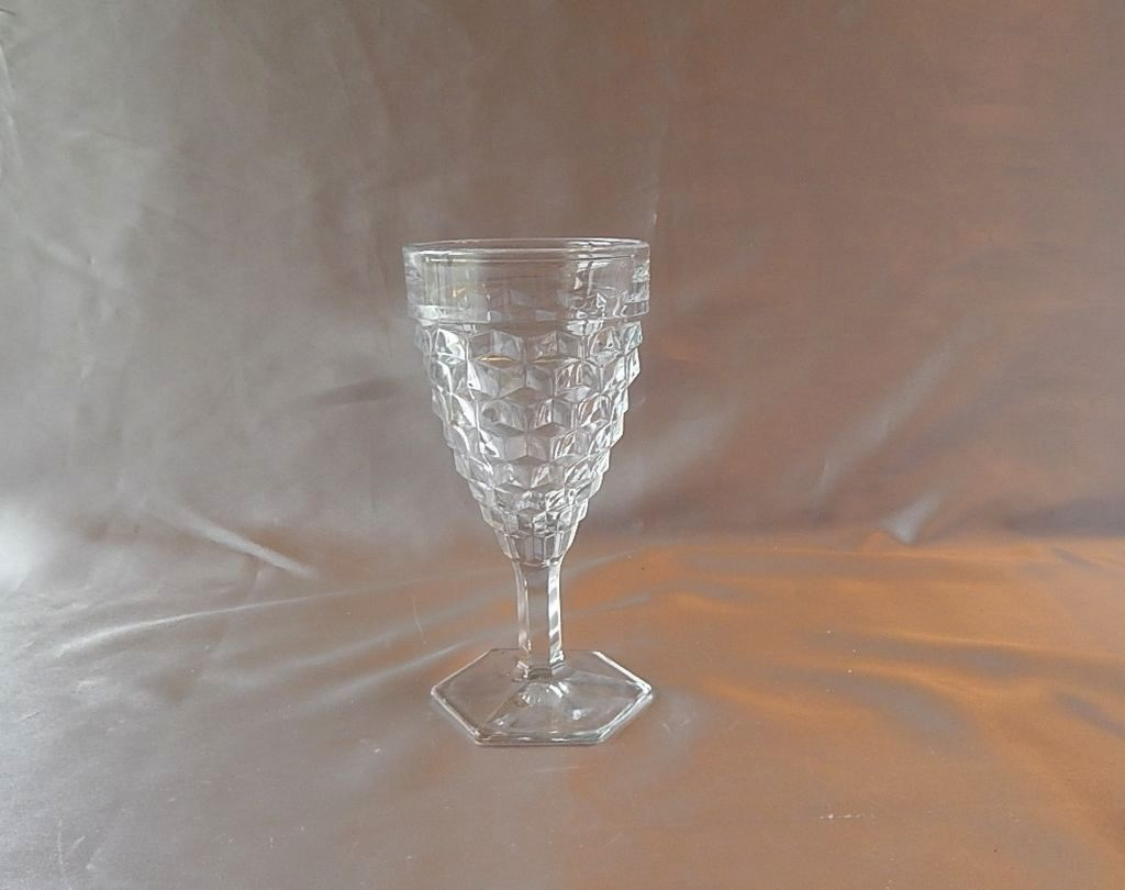 Fostoria Glass American Crystal Stem