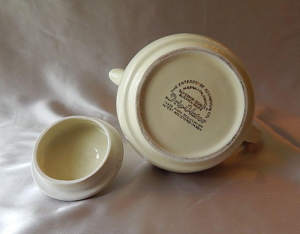 Hall Enterprise Drip O Lator Coffee Pot From