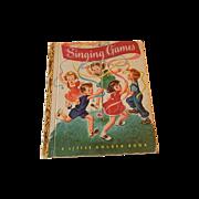Singing Games A Little Golden Book