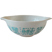 Pyrex Butterprint Cinderella Mixing Bowl