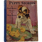 Puppy Stories by Evien G. Beaudry