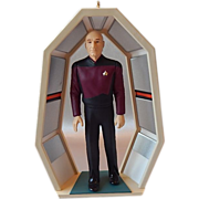 Hallmark Keepsake Captain Jean-Luc Picard Ornament