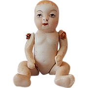 Doll House Bisque Baby  2-1/4""
