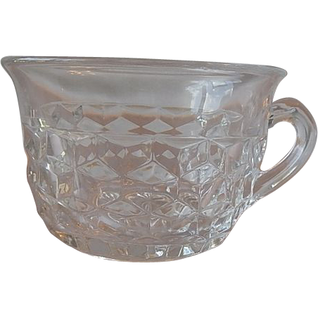 Fostoria American Crystal Punch Cup
