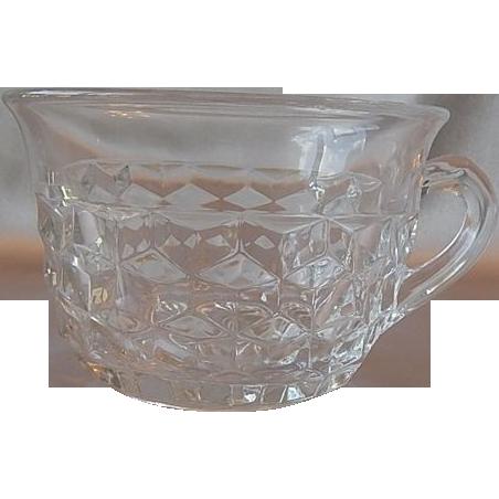 Fostoria American Crystal Punch Cup