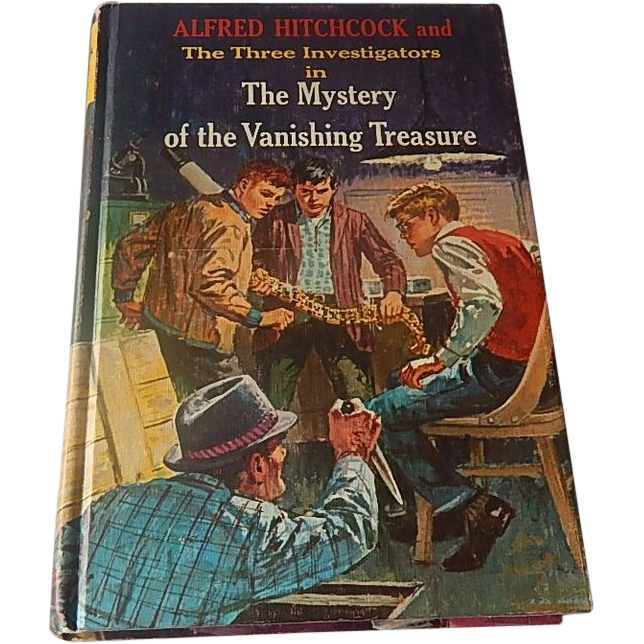Alfred Hitchcock and The Three Investigators #5